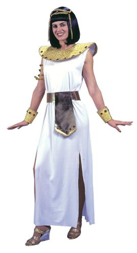 Cleopatra Costume - One Size - Dress Size 4-14