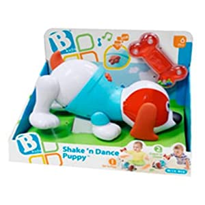 Bkids Shake and Dance Puppy