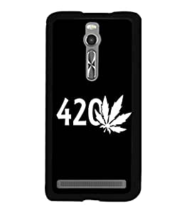 printtech Cool Quotes Back Case Cover for Asus Zenfone 2 , Asus Znfone 2 ZE550ML