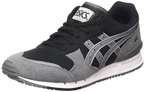 ASICS Gel-classic, Unisex-Erwachsene Sneakers, Schwarz (black/grey 9011), 46 EU thumbnail