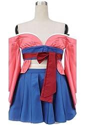 Tenjho Tenge Cosplay Costume -Natsume Maya 1st X-Large