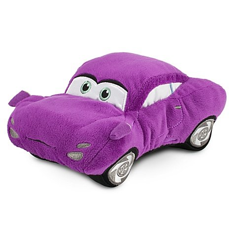 Disney / Pixar CARS 2 Movie Exclusive 8 Inch Plush Toy Holley Shiftwell - 1