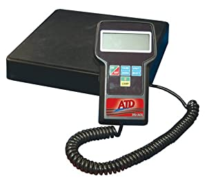 ATD Tools 3635 Electronic Refrigerant Charging Scale by ATD Tools