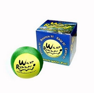 Wave Runner Ball
