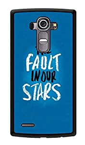 "Humor Gang The Fault In Our Stars Printed Designer Mobile Back Cover For ""LG G4"" (3D, Glossy, Premium Quality Snap On Case)"