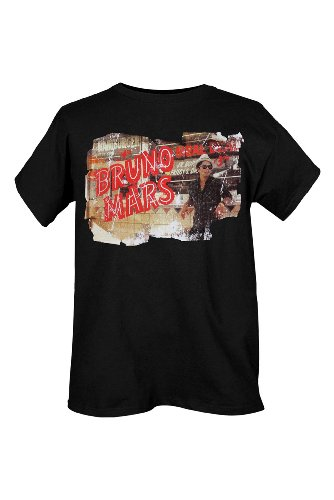 Bruno Mars Meal Deal Slim-Fit T-Shirt