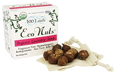 Eco Nuts - Organic Laundry Soap Nuts 10 Loads