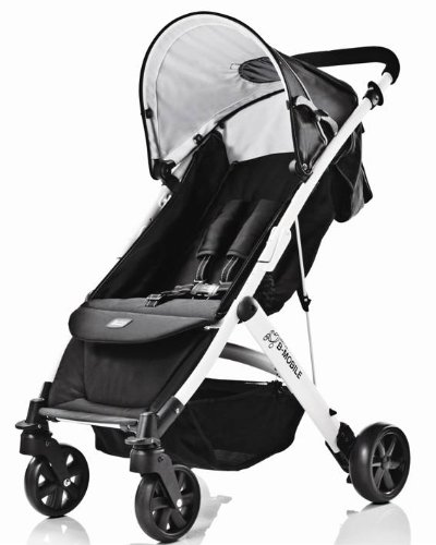 Britax B-Mobile 4 Lightweight Stroller (Cloud Cream)