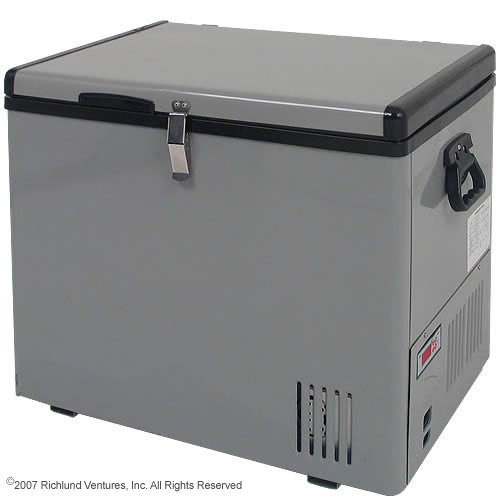 43 Qt Portable Compact Refrigerator Freezer - EdgeStar