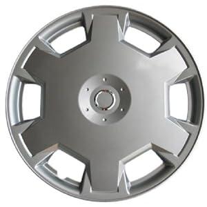 OxGord Single 15″ Universal Wheel Cover, 2007-2009 Nissan Versa Replica Hubcap