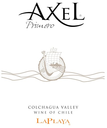 2012 Axel Chile Primero Red Blend 750 Ml