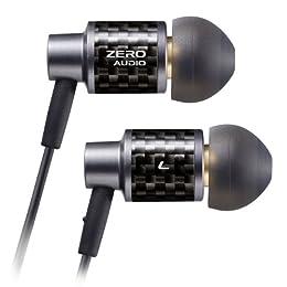 ZERO AUDIO  インナーイヤーステレオヘッドホン カルボ ドッピオ ZH-BX700-CD