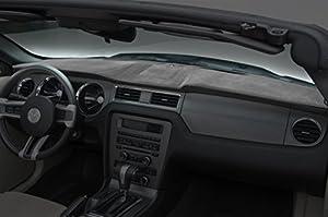 Coverking Custom Fit Dashcovers for Select Chevrolet Models - Velour(Gray)