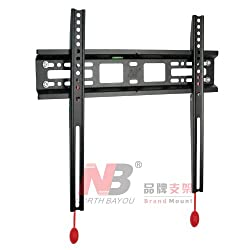 Yoki's Imported Fixed TV Wall Mount Bracket for 32