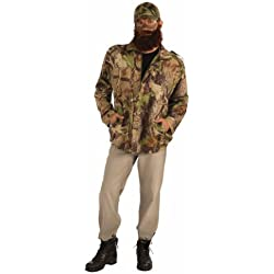 Forum Novelties Men's Hunting Man Costume Jacket, Camouflage, One Size