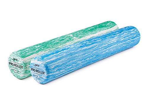 Find Cheap OPTP PRO-ROLLER Standard Density 36x6 Foam Roller - Durable Roller for Massage, Stretch...
