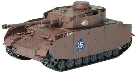 1/35 ガールズ&パンツァー IV号戦車D型 (H型仕様) -あんこうチームver.- エキスパートセット (流通限定)