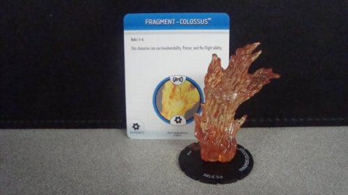 Marvel Heroclix Avengers Vs. X-Men AVX Colossus Phoenix Fragment LE #S103