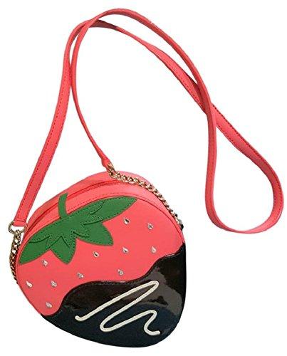 Kate Spade Chocolate Dipped Strawberry Crossbody Bag