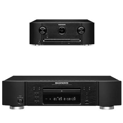 Marantz SR-6008 7.2-Channel Home Theater Receiver & UD-7007 Universal Disc Player Bundle