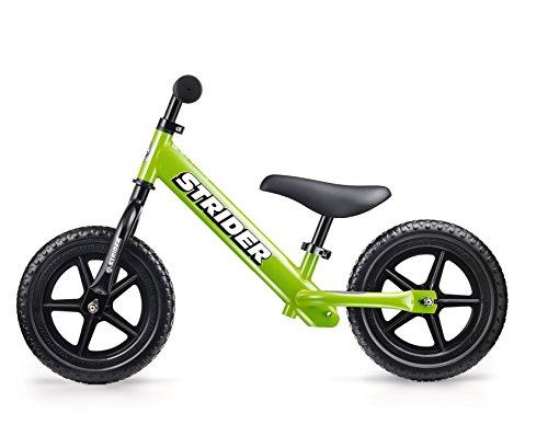 For kids ' Strider running bikes (ST-J4) green (Japan-AE) (safety 1 year warranty)