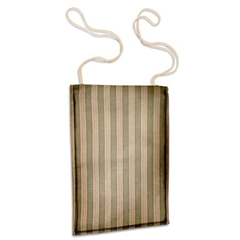 Mamma's Milk Muted Stripe Wet Bag