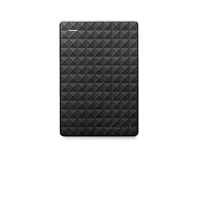Seagate Expansion 1 TB USB 3.0 Portable External Hard Drive (STBX1000101)