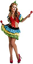 Comprar My Other Me - Disfraz de Rumbera, talla M-L (Viving Costumes MOM01102)