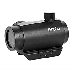 Ohuhu Red and Green Dot Sight Riflescope