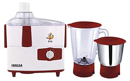 Inalsa-Era-450W-Juicer-Mixer-Grinder-(2-Jars)