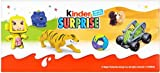 Kinder Surprise Chocolate Egg (3x20g)