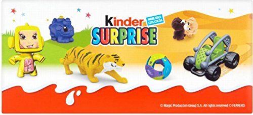 Kinder Surprise Chocolate Egg (3x20g)