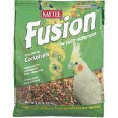 Cheap Kaytee Pet Products Kaytee Kt Fusion Tiel 4Lb 6Cs Kt Fusion Tiel 4Lb 6Cs Pellets (B0050CY22U)