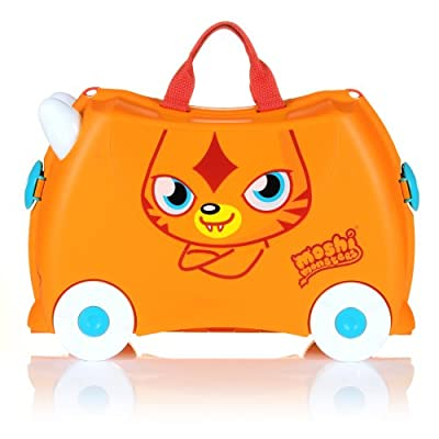 Trunki Ride-on Suitcase - Limited Edition Moshi Monsters Katsuma by Trunki