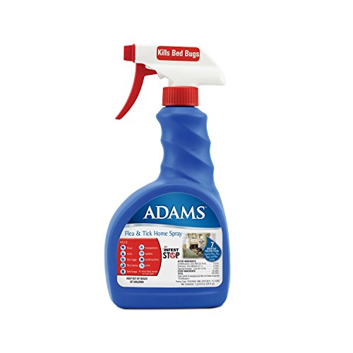 Adams Flea and Tick Home Spray, 24 Oz (Flea Carpet Spray compare prices)