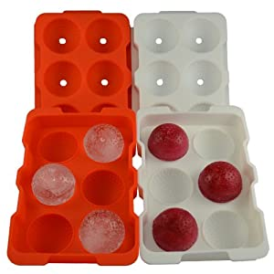 19th Hole Ice Ball Mold - A Dozen Ice Ball From This Ice Ball Maker - Twice the Ice Balls... by Home Origins