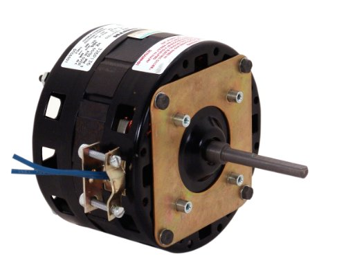 A.O. Smith Otc6004 1/20 Hp, 1500 Rpm, 1 Speed, 42Y Frame, Ccwle Rotation, 1/2-Inch By 2-1/2-Inch Flat Shaft Oem Direct Replacement