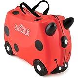Trunki Harley the Ladybug Ride-on Suitcase (Limited Edition)