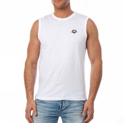 Arena Tank Top Mens Elemen White