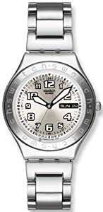 Swatch Cool Days Steel Unisex Watch YGS716GX