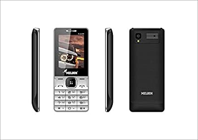 Melbon DUDE 88 Black Dual Sim GSM with Multimedia Camera Mobile Phone