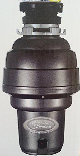 American Standard High Torque 1 25 Hp Kitchen Waste