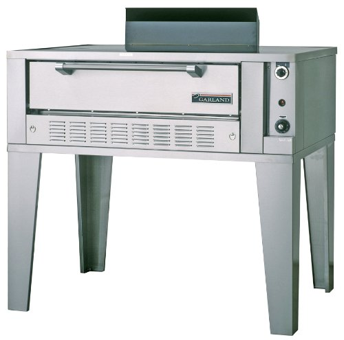 "Garland G2071 Single Deck Gas Bake Oven - 7"""