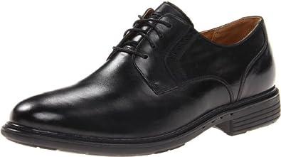 其乐Clarks 男士高端UN系列 商务皮鞋 UN Walk Oxford $93.98 黑 未更新