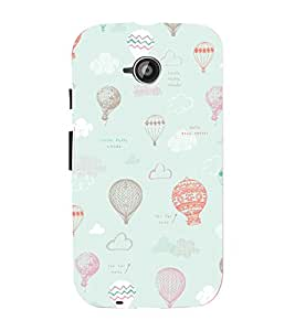 FIXED PRICE Printed Back Cover for Moto E2