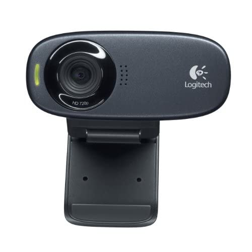 Webcam LOGITECHC310NOIR