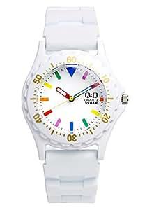 [シチズン キューアンドキュー]CITIZEN Q&Q 腕時計 10気圧防水 ホワイトマルチ ダイバーズデザイン [クリスマス限定カラー]