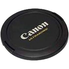 Canon E-77U 77mm Snap-On Lens Cap for Ultrasonic EF Lenses