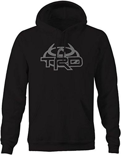 Stealth -Toyota TRD Devil Horns Racing Development Emblem Sweatshirt -Medium (Development Clothing compare prices)