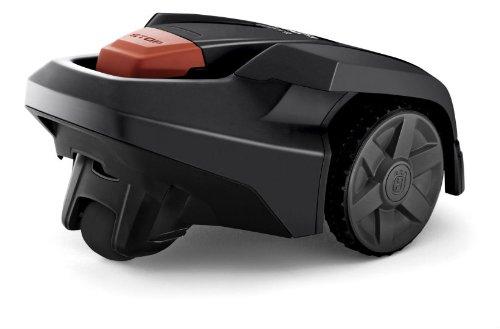 husqvarna automower 305 im test. Black Bedroom Furniture Sets. Home Design Ideas